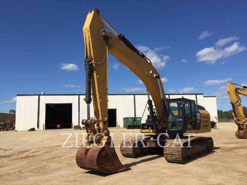 2012 Caterpillar 336E Excavators and Mini Excavator