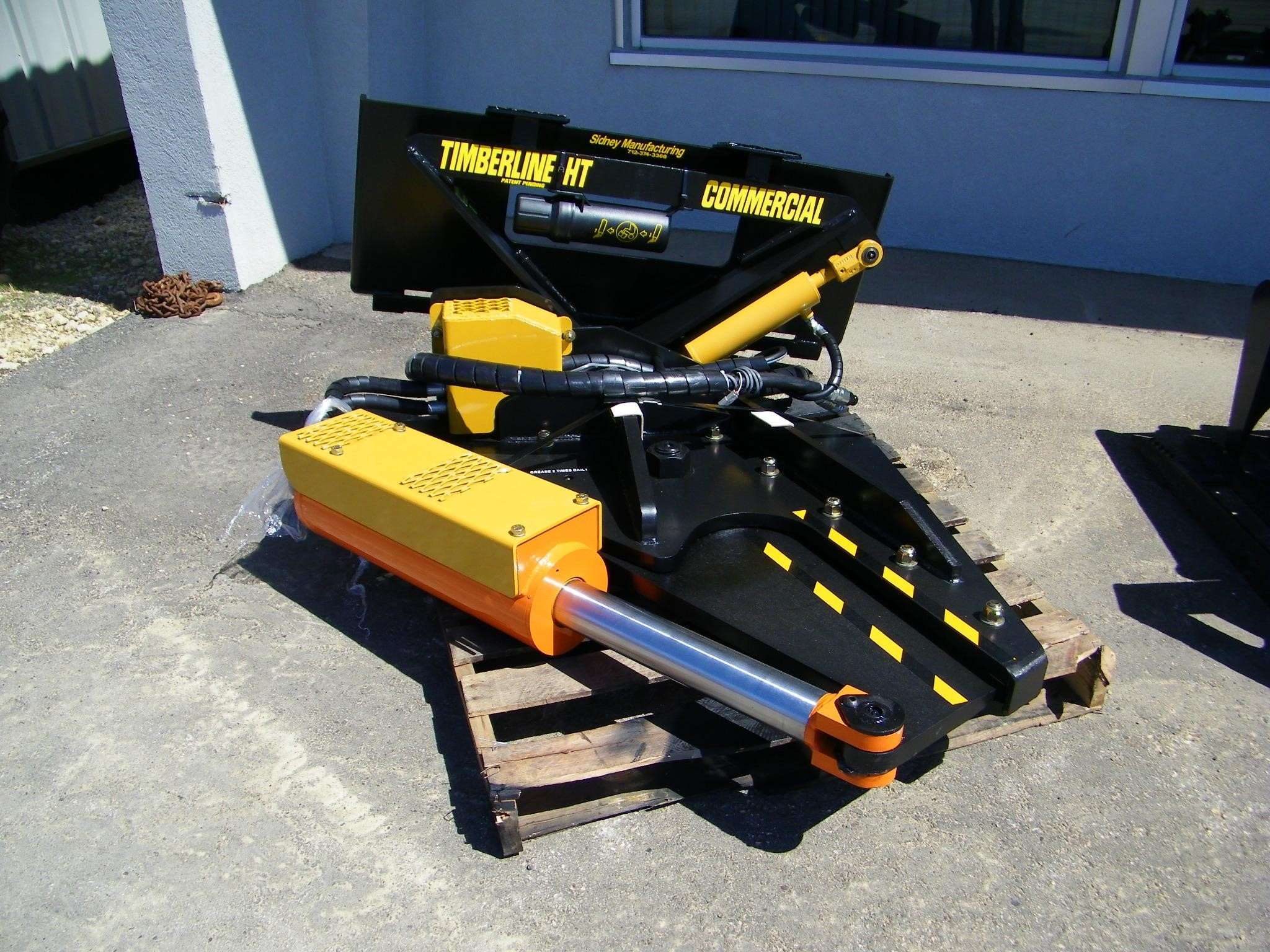2020 Sidney Mfg Timberline HT16 Loader and Skid Steer Attachment