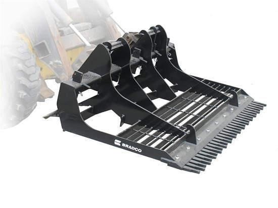 2019 Bradco 106400 Loader and Skid Steer Attachment