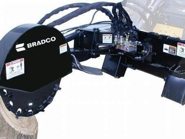2019 Bradco SG26 Loader and Skid Steer Attachment