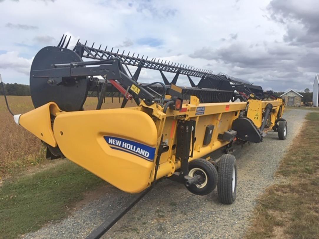 2014 New Holland 880CF-40 Platform