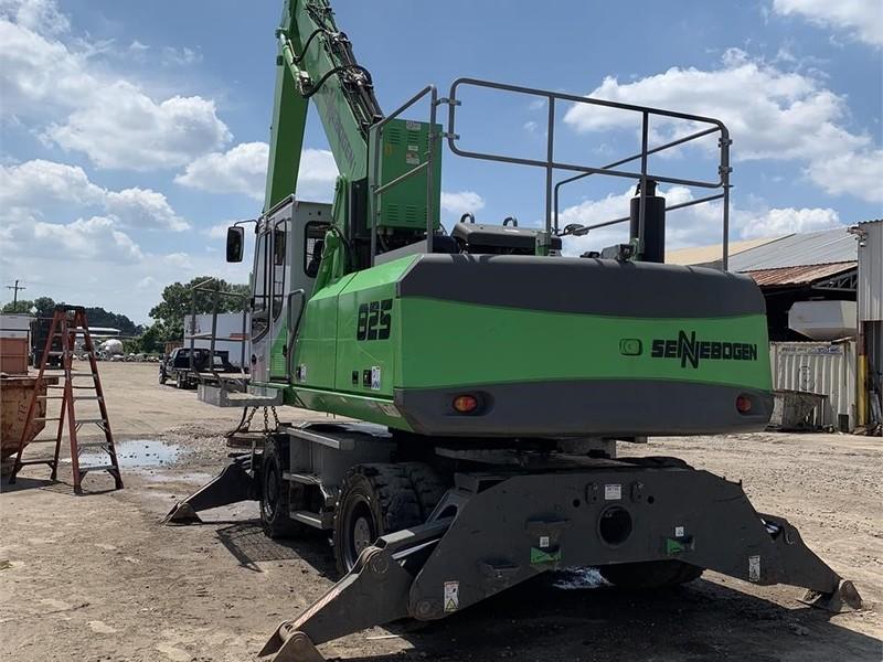 2017 Sennebogen 825M D Crane
