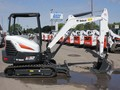 2020 Bobcat E32 Excavators and Mini Excavator