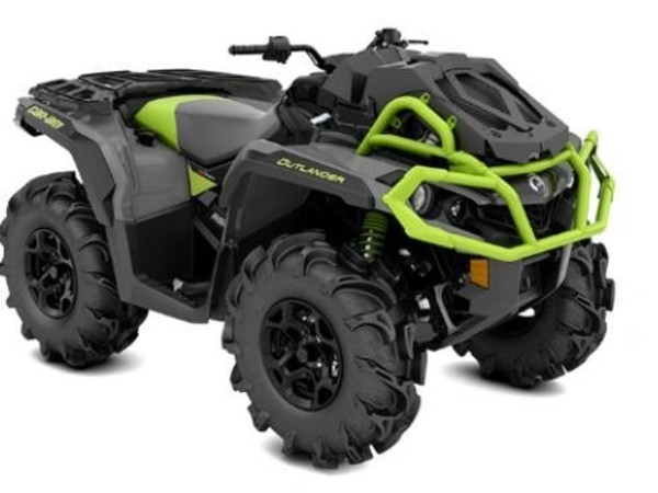 2020 Can-Am OUTLANDER 1000R X MR ATVs and Utility Vehicle