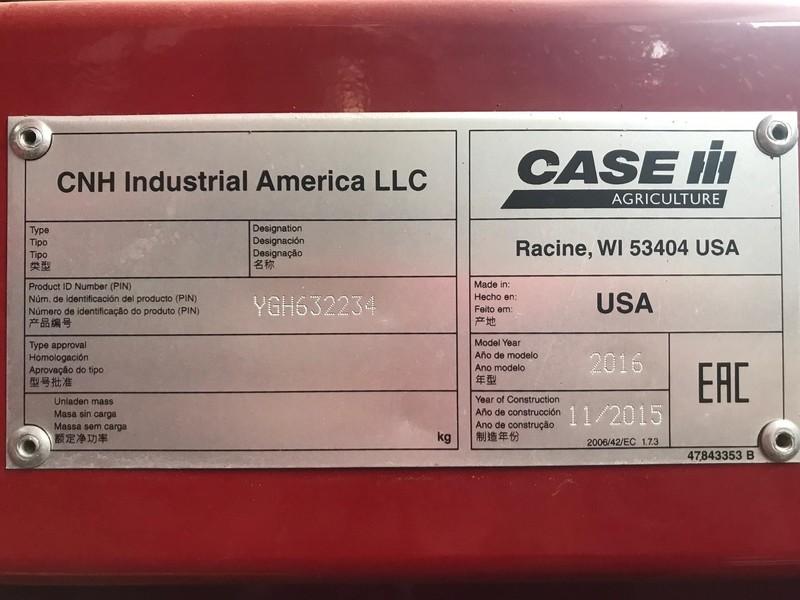 2016 Case IH 4408 Corn Head