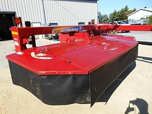 New Holland H7230 Mower Conditioner