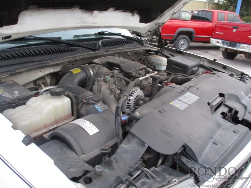 2007 Chevrolet 2500HD Pickup