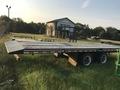 2017 Econoline DP1525TE Flatbed Trailer