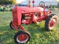 1941 Farmall A Under 40 HP