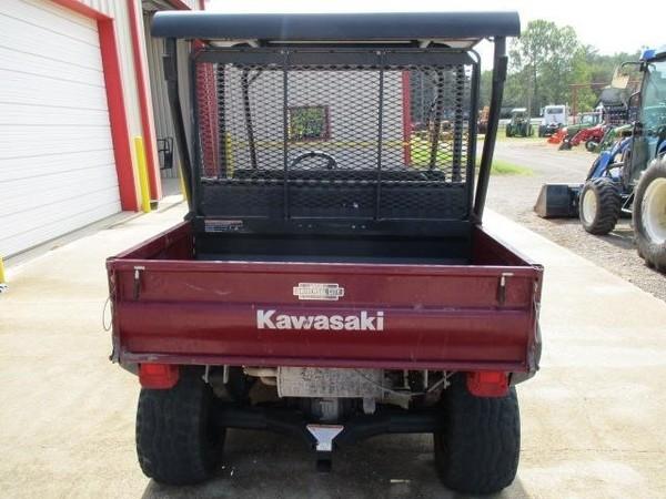 2017 Kawasaki Mule 4010 TRANS4x4 ATVs and Utility Vehicle
