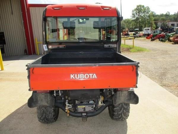 2012 Kubota RTV1100 ATVs and Utility Vehicle