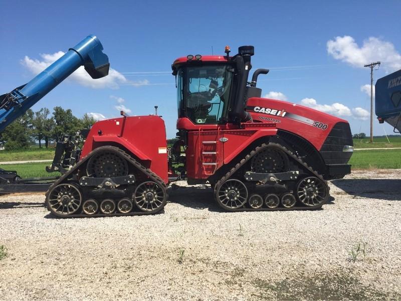 2019 Case IH Steiger 500 QuadTrac Tractor