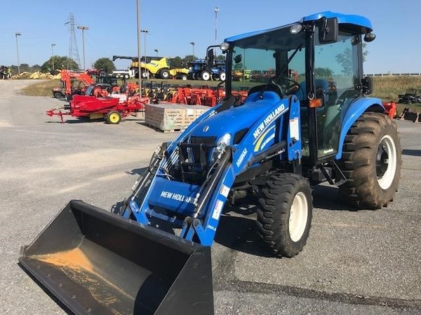 2014 New Holland Boomer 3040 Tractor