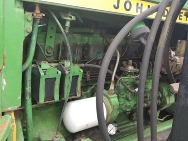 1974 John Deere 4630 Tractor