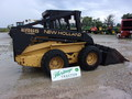 2000 New Holland LX865 Skid Steer