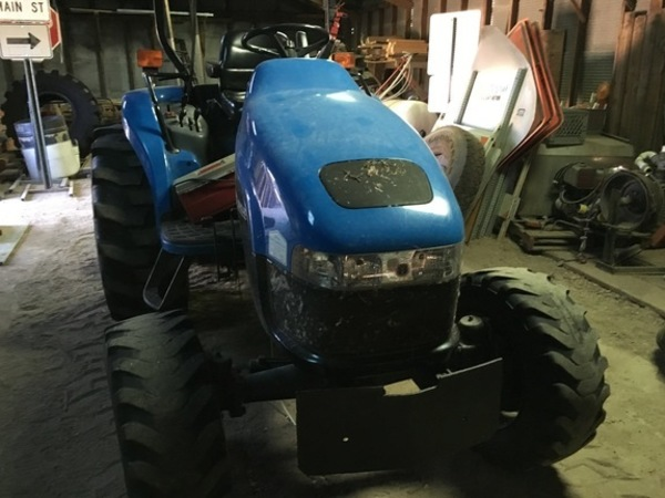 2006 New Holland TC45A Tractor