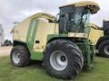 2011 Krone BIG X 700 Self-Propelled Forage Harvester