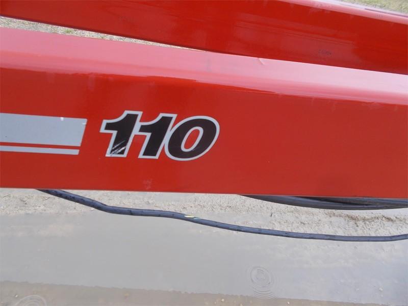 2008 Case IH Crumbler 110 Harrow