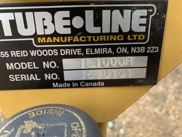 Tubeline TL1000R Bale Wrapper