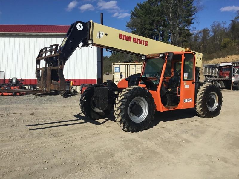 2013 JLG G9-43A Forklift