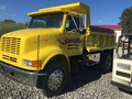 1990 International 8100 Semi Truck