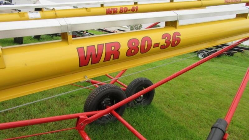2019 Westfield WR80x36 Augers and Conveyor