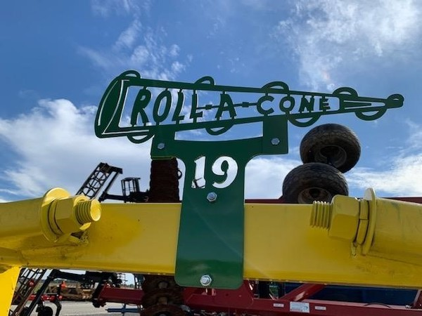 Roll-A-Cone DB40 Plow
