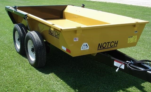 2020 Notch DW956 Forage Wagon