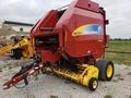 2010 New Holland BR7070 Round Baler