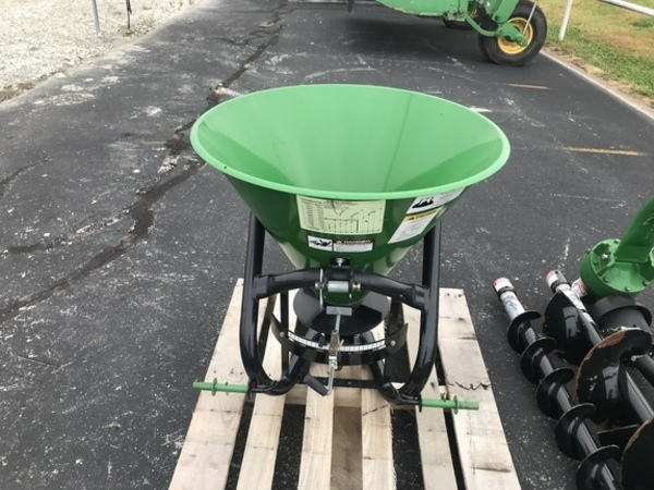 2011 Frontier SS1023B Pull-Type Fertilizer Spreader