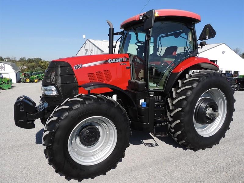 2015 Case IH Puma 150 Tractor
