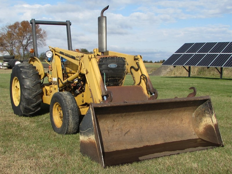 1984 Ford 545A Tractor
