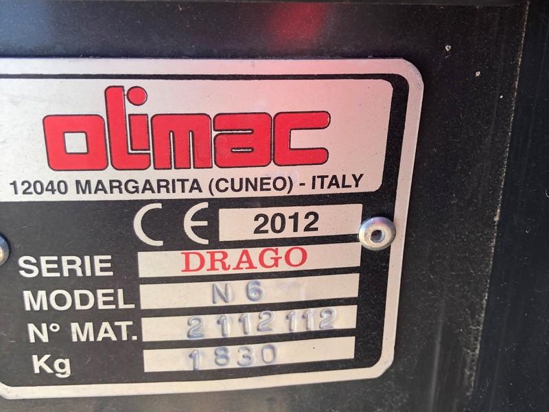 2012 Drago 630 Corn Head