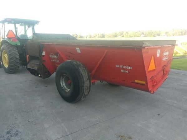 2011 Knight 8114 Manure Spreader