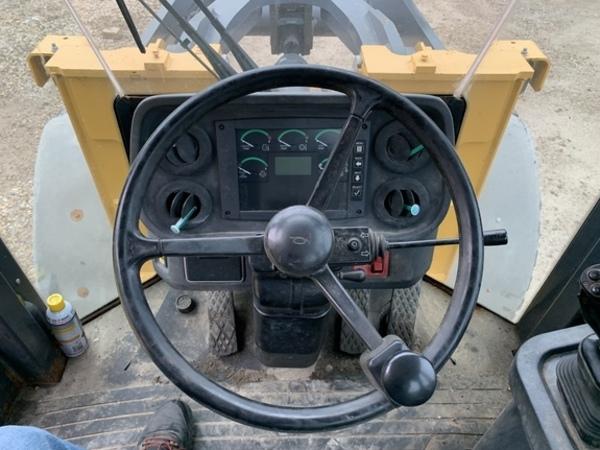 2004 Deere 544J Wheel Loader
