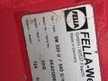 2014 Fella SM320 Disk Mower