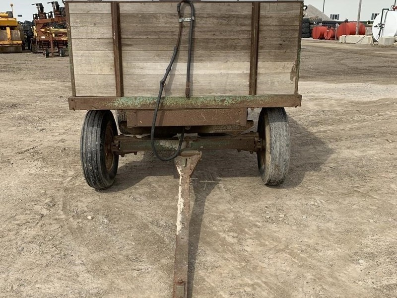 John Deere 953 Hay Rack