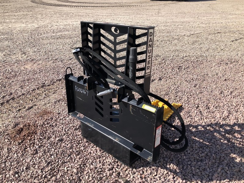 2018 Danuser 12200 Forestry and Mining