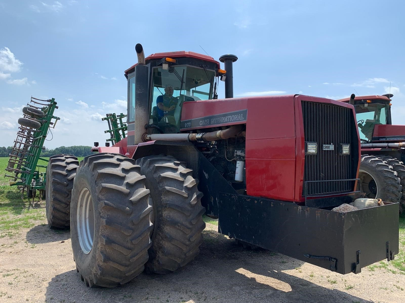 1990 Case IH 9170 Tractor