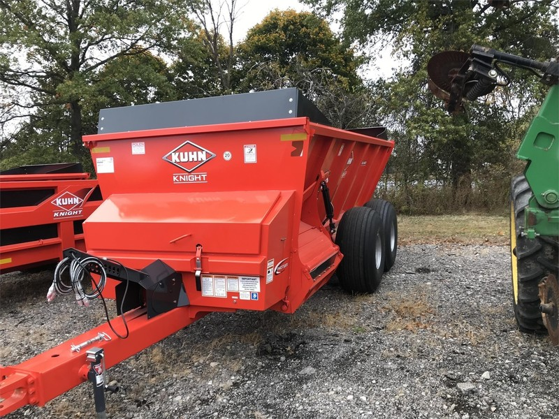 2019 Kuhn Knight SL 118 Manure Spreader