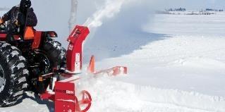 2018 Massey Ferguson 1507 Snow Blower