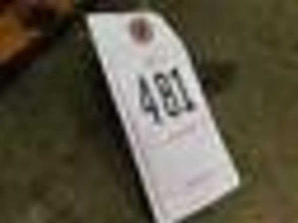 John Deere 440 Rotary Hoe