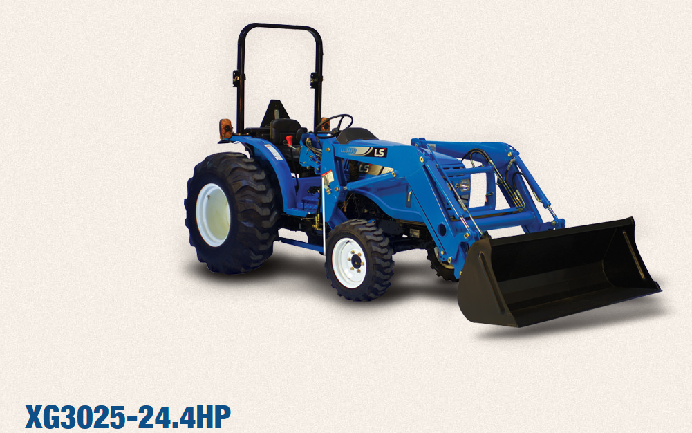 2020 LS XG3025 Tractor