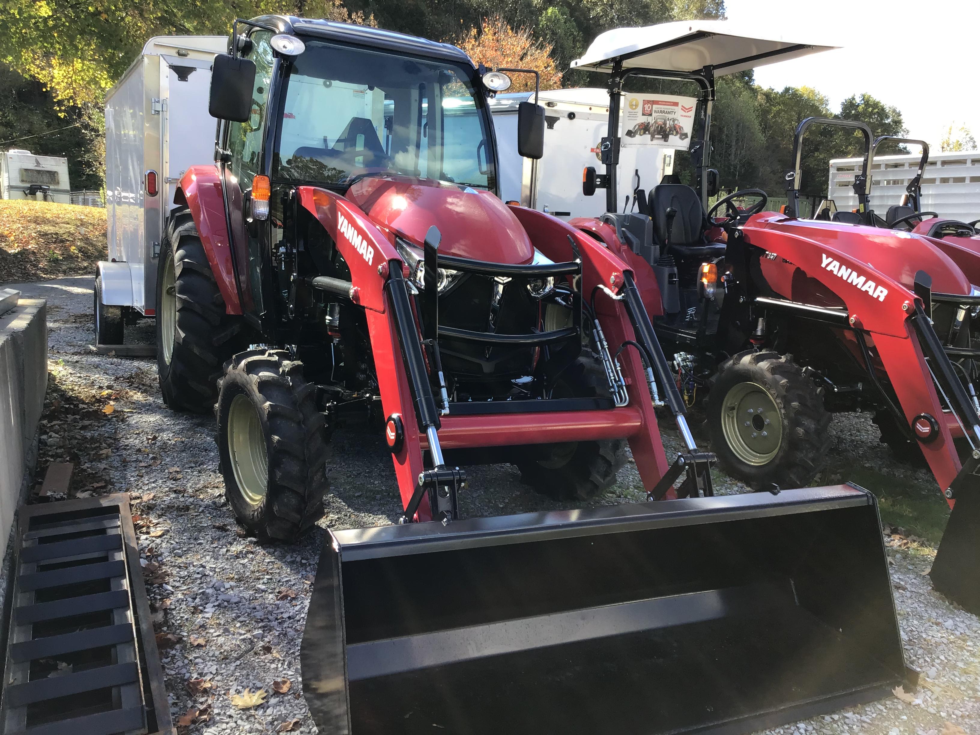 2019 Yanmar YT359C Tractor