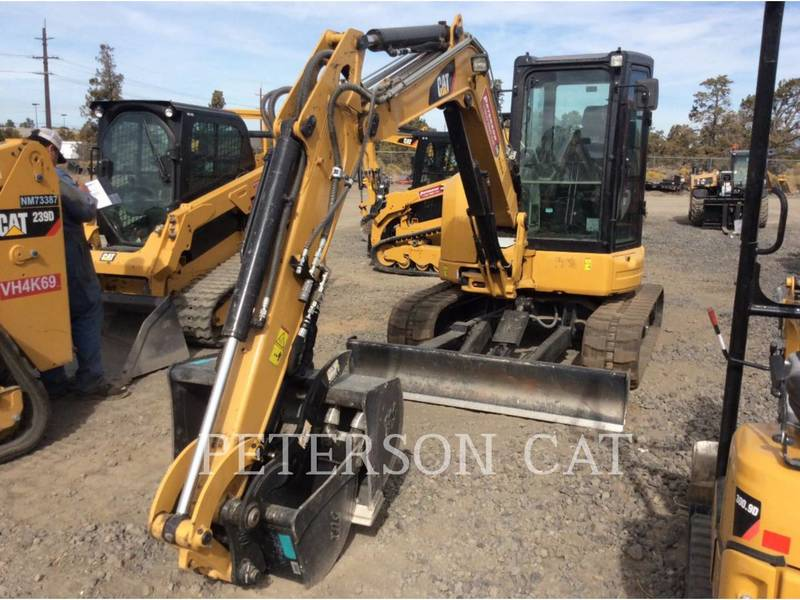2018 Caterpillar 305E2 Excavators and Mini Excavator