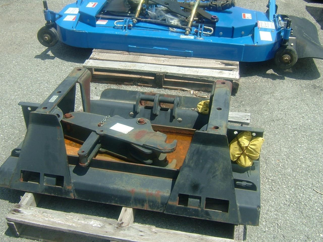 Woods 46637 Loader and Skid Steer Attachment