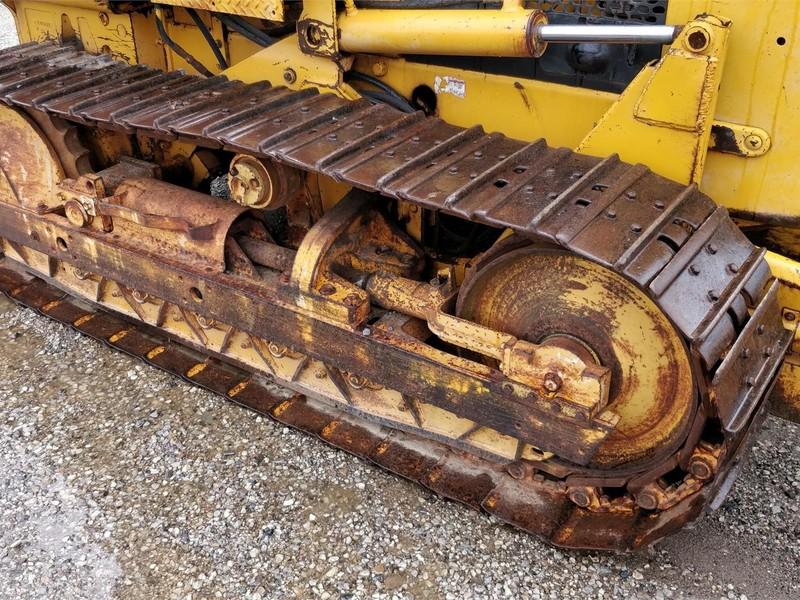 Deere 450C Crawler