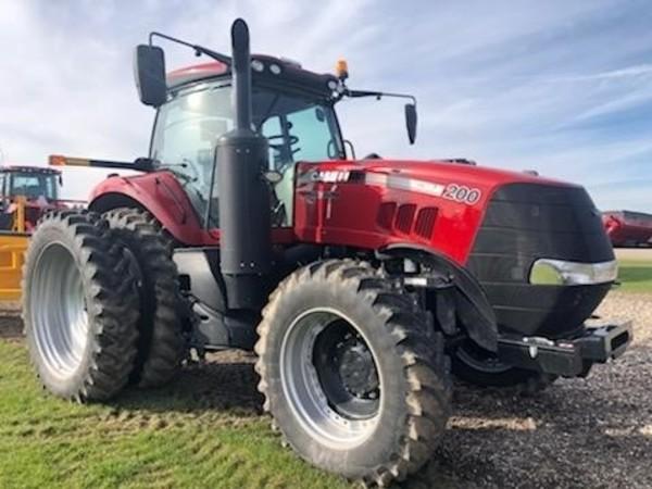 2016 Case IH Magnum 200 CVT Tractor
