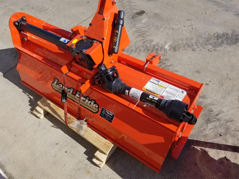 2019 Land Pride RTR1266 Mulchers / Cultipacker