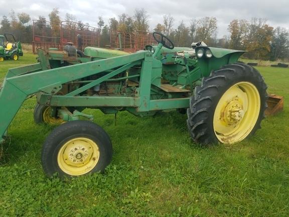 1961 John Deere 2010 Tractor